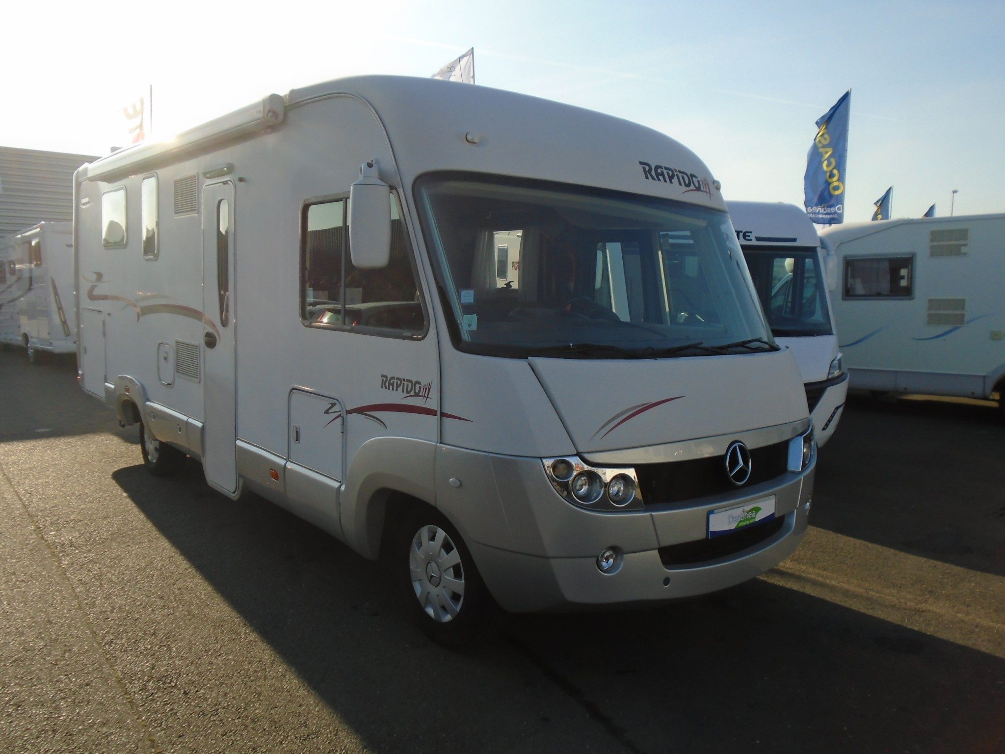 Rapido 990 M - 1