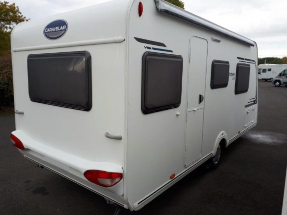 achat caravane / mobil home Caravelair Antares Style 470 VENDEE LOISIRS