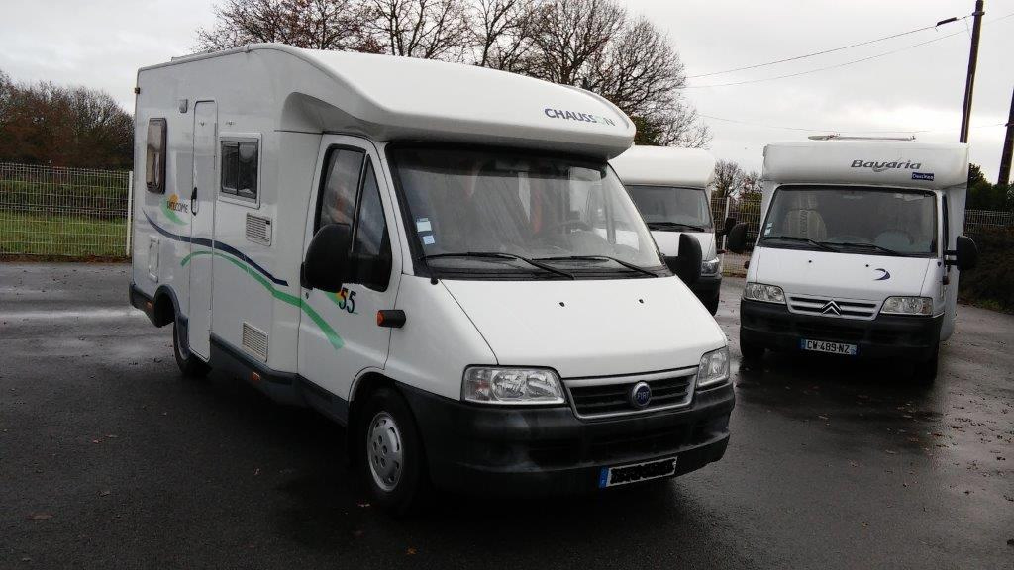 Chausson Welcome 55 - 1