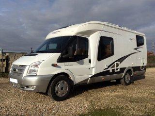 achat  Hobby Van Exclusive L CAMPING CAR A TOUT PRIX