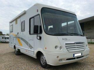 niesmann arto 69 p occasion annonces de camping car en vente net campers. Black Bedroom Furniture Sets. Home Design Ideas