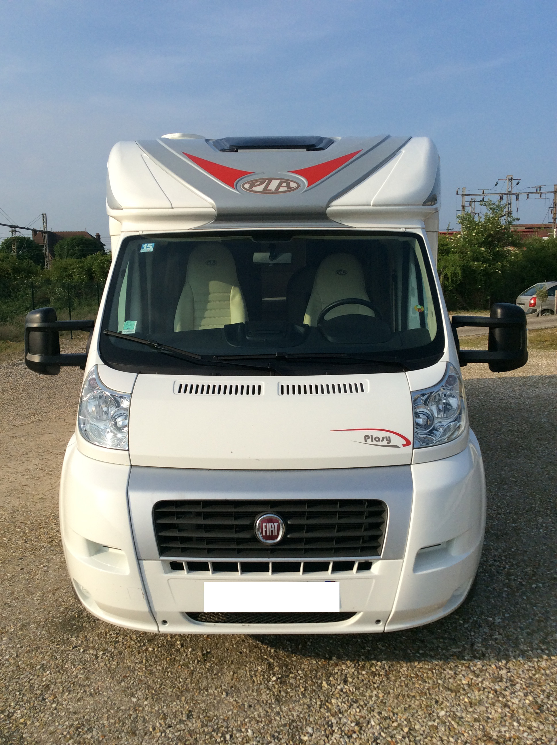 Pla Camper Plasy Hp74 Special Limited Edition - 2