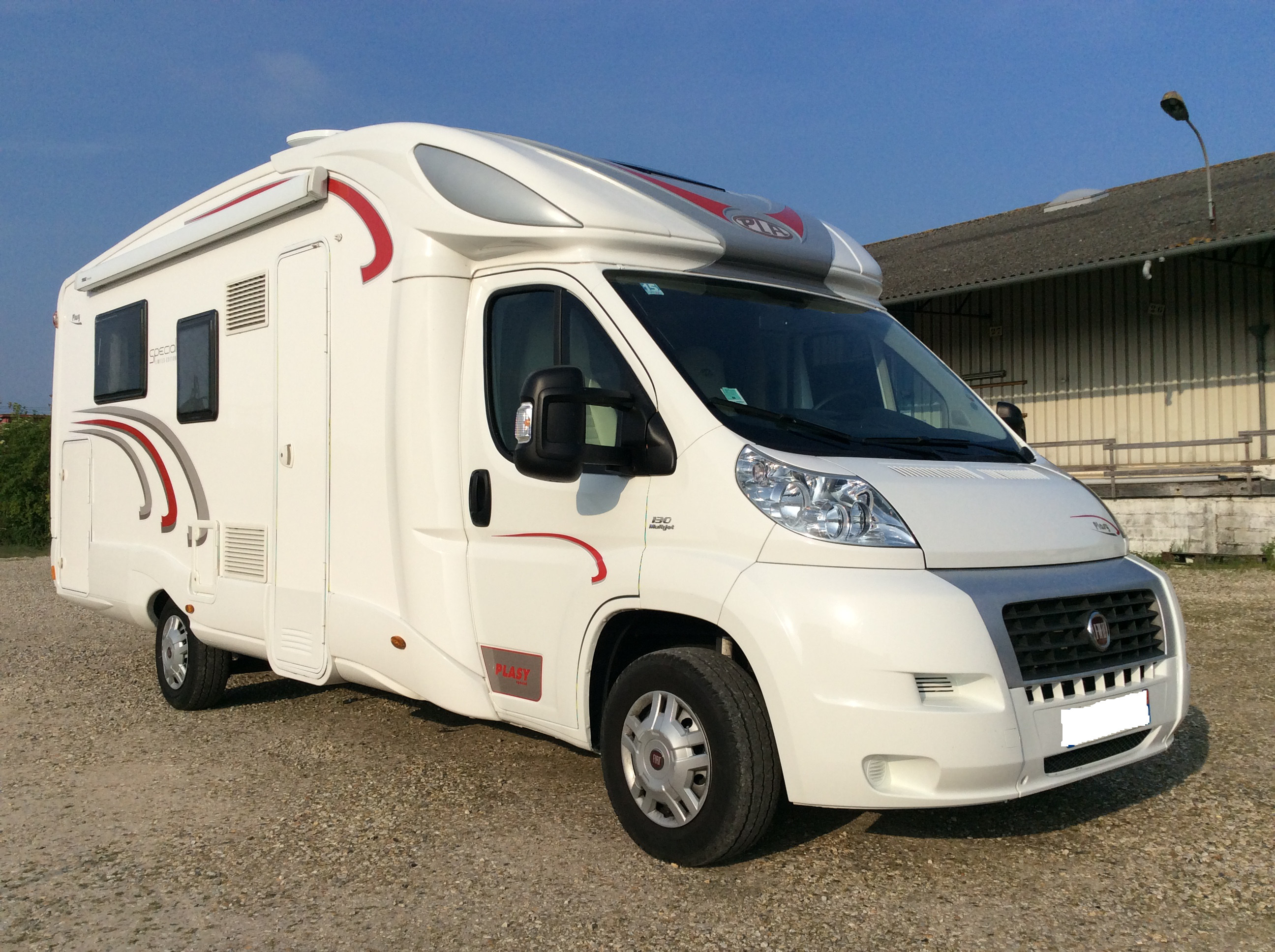 Pla Camper Plasy Hp74 Special Limited Edition - 1