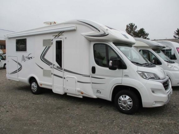 achat  Mc Louis MC 4 80 G YPO CAMP PASSION CAMPING CARS