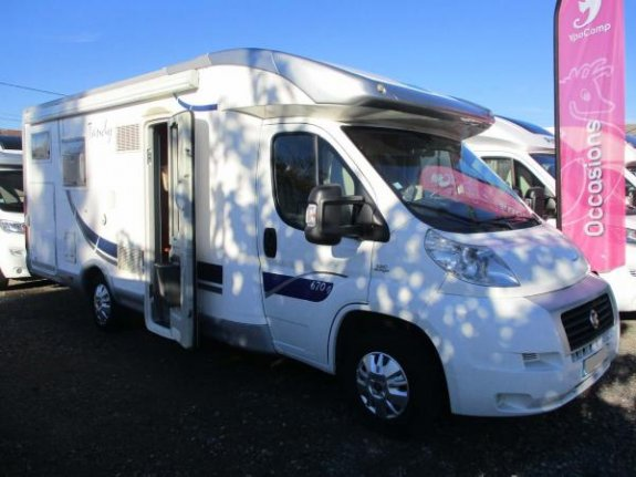 achat  Mc Louis Tandy 670 G YPOCAMP PASSION CAMPING CARS