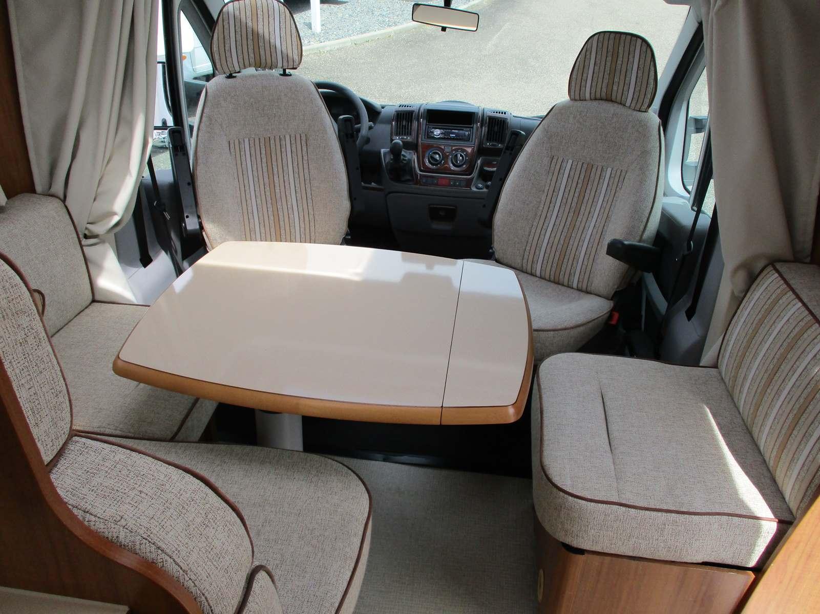 Eura Mobil 710 Qb - 5