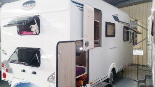 achat caravane / mobil home Caravelair Alba 426 CARAVANES 2000 - 72