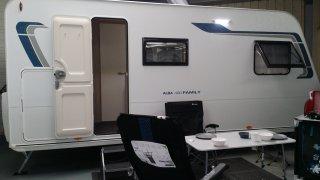 achat caravane / mobil home Caravelair Alba 486 Family CARAVANES 2000 - 72