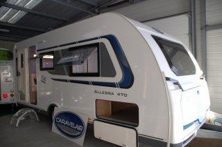 achat caravane / mobil home Caravelair Allegra 470 CARAVANES 2000 - 72