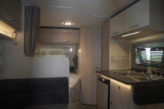 achat caravane / mobil home Caravelair Antares Style 420 CARAVANES 2000 - 72