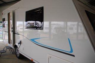 achat caravane / mobil home La Mancelle 490 Cb Elegance CARAVANES 2000 - 72