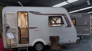 achat caravane / mobil home Sterckeman Easy 350 cp CARAVANES 2000 - 72