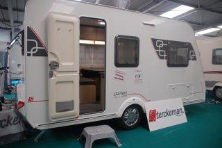 achat caravane / mobil home Sterckeman Starlett 420 CP Confort CARAVANES 2000 - 72