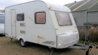 achat caravane / mobil home Sterckeman Starlett 440 Pe CARAVANES 2000 - 72