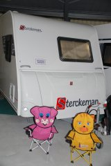 achat caravane / mobil home Sterckeman Starlett Comfort 477 PE Kids CARAVANES 2000 - 72