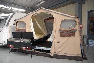 achat caravane / mobil home Trigano Galleon 310 Gl Sf CARAVANES 2000 - 72