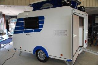 achat caravane / mobil home Trigano Mini Freestyle 270 CARAVANES 2000 - 72