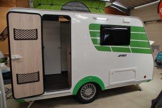 achat caravane / mobil home Trigano Mini Freestyle 290 CARAVANES 2000 - 72