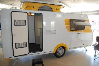 achat caravane / mobil home Trigano Mini Freestyle 390 CARAVANES 2000 - 72