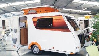 achat caravane / mobil home Trigano Mini Silver 290 CARAVANES 2000 - 72