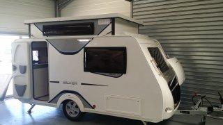 achat caravane / mobil home Trigano Silver 310 CARAVANES 2000 - 72