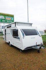 achat caravane / mobil home Trigano Silver Evasion 430 Cp CARAVANES 2000 - 72
