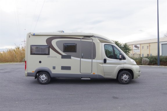 achat  Burstner Brevio T 605 CJL EVASION