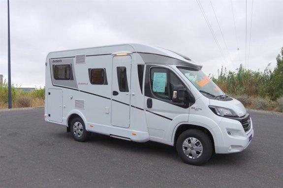 achat  Dethleffs Globebus T 1 CJL EVASION