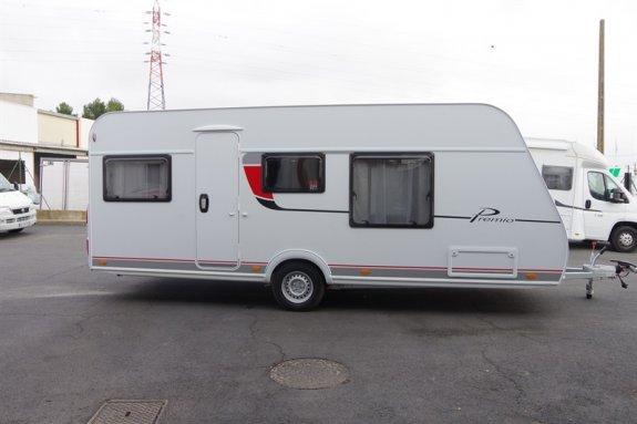 achat caravane / mobil home Burstner Premio 490 Ts CJL EVASION