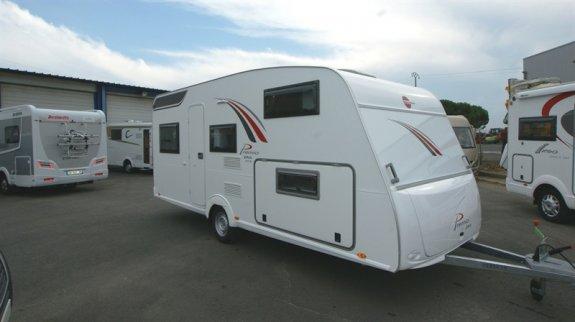 achat caravane / mobil home Burstner Premio 510 TK Plus CJL EVASION