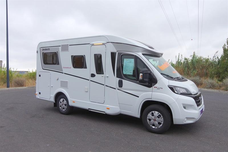 dethleffs globebus t 1 neuf porteur fiat ducato 2 3l multijet 130ch diesel camping car vendre. Black Bedroom Furniture Sets. Home Design Ideas