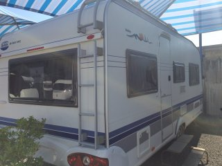 achat caravane / mobil home Hobby 495 UL De Luxe TERRY LOISIRS