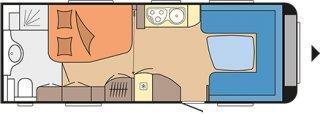 achat caravane / mobil home Hobby 660 Wfu Prestige TERRY LOISIRS