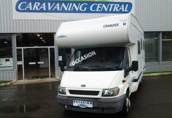 achat  Chausson Flash 03 CARAVANING CENTRAL LE MANS