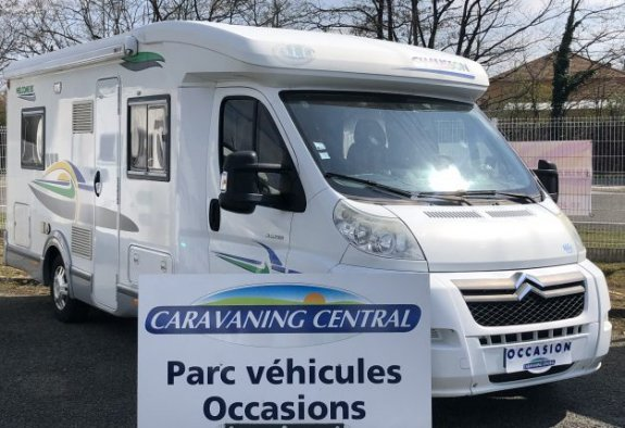 achat  Chausson Welcome 85 CARAVANING CENTRAL LE MANS