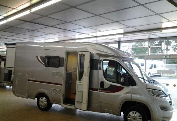 achat  Elios Car Van XCS CARAVANING CENTRAL LE MANS