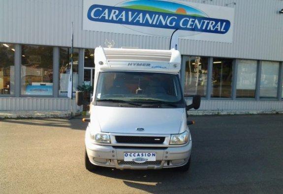 achat  Hymer Van 522 CARAVANING CENTRAL LE MANS