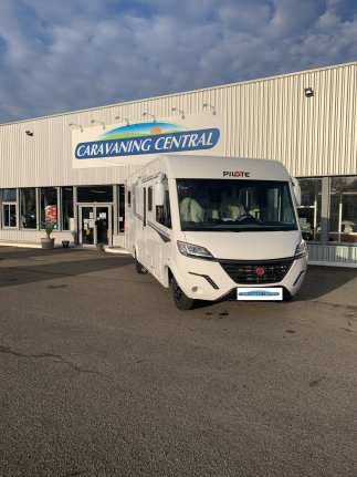achat  Pilote G 741 Evidence CARAVANING CENTRAL LE MANS