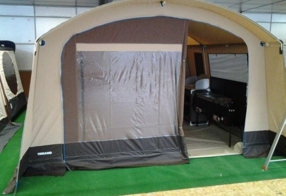 achat caravane / mobil home Trigano Galleon 310 Gl Sf CARAVANING CENTRAL LE MANS