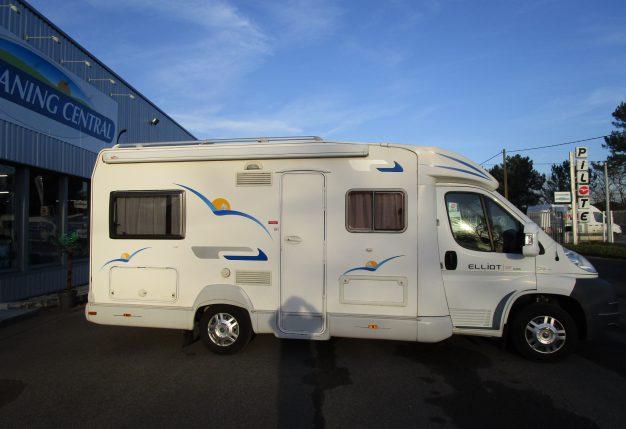 ci elliot 55 p occasion porteur fiat ducato multijet 2 3l 130ch camping car vendre en sarthe. Black Bedroom Furniture Sets. Home Design Ideas