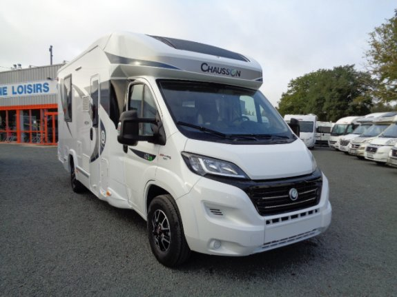 achat  Chausson Welcome 628 Eb MAINE LOISIRS
