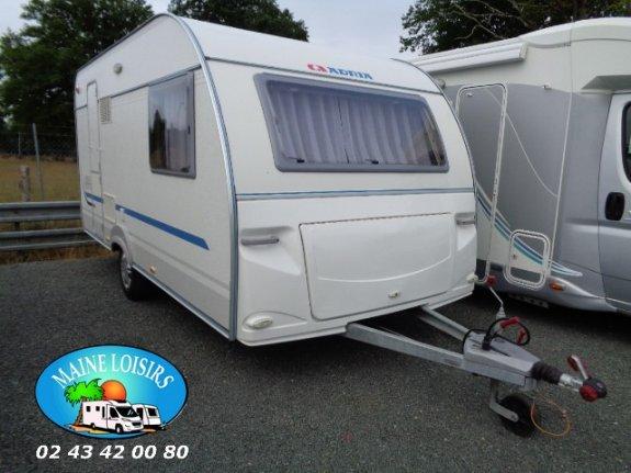 achat caravane / mobil home Adria Altea 432 PH MAINE LOISIRS