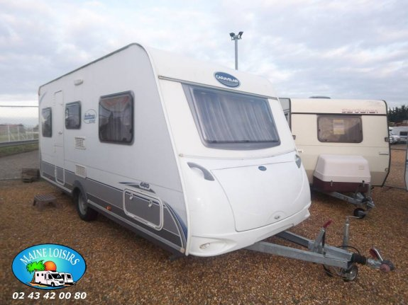 Caravelair Ambiance Style 450