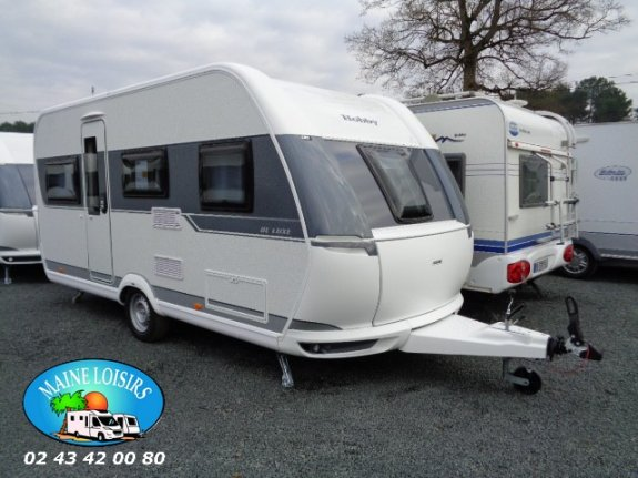 achat caravane / mobil home Hobby 455 UF De Luxe MAINE LOISIRS