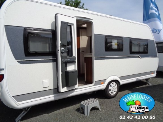 achat caravane / mobil home Hobby 540 UFF Excellent MAINE LOISIRS
