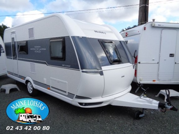 achat caravane / mobil home Hobby De Luxe 490 KMF MAINE LOISIRS