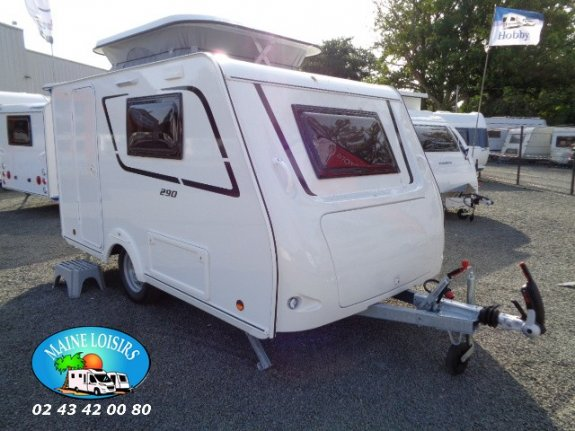 achat caravane / mobil home Silver Mini Silver 290 MAINE LOISIRS