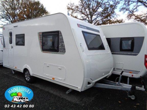 achat caravane / mobil home Sterckeman Evolution 440 Cp MAINE LOISIRS