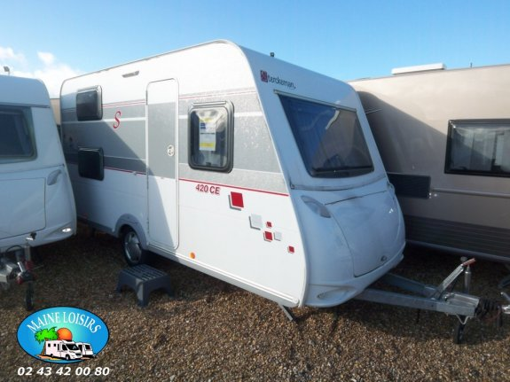 achat caravane / mobil home Sterckeman Starlett 420 Ce MAINE LOISIRS