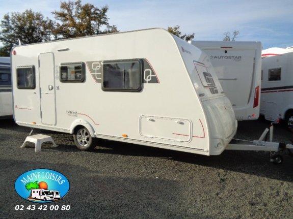achat caravane / mobil home Sterckeman Starlett 480 CP MAINE LOISIRS